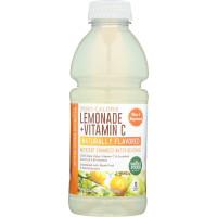 Whole Foods Market, Zero Calorie Lemonade + Vitamin C Naturally Flavored Nutrient Enhanced