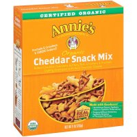Annie's Homegrown, Organic Snack Mix Cheddar - 9 oz (255 g)