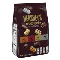 Hershey's, Nuggets Chocolates Assortment in Stand Up Bag - 38.5 oz (1.09 kg)