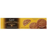 Carr's, Ginger Lemon Cremes Cookies - 7.05 oz (200 g)