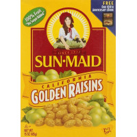 Sun-Maid, Golden Raisins - 15 oz (425 g)