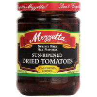 Mezzetta, Sun-Ripened Dried Tomatoes In Olive Oil - 8 oz (227 g) x 3 Packs