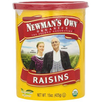 Newman's Own, Organic Raisins, 15 oz (425 g)
