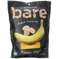 Bare, Baked Crunch Banana Chips, Simply - 2.7 oz (77 g)