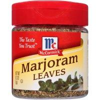 McCormick, Marjoram Leaves - 0.2 oz (5 g) x 6 Packs