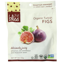 Fruit Bliss, Organic Turkish Figs - 5 oz (142 g)