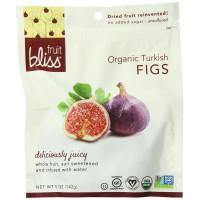 Fruit Bliss, Organic Turkish Figs - 5 oz (142 g)