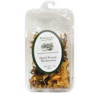 Jansal Valley, Dried Porcini Mushrooms - 1 oz (28 g)