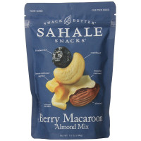Sahale Snacks, Berry Macaroon Almond Mix - 7 oz (198 g)
