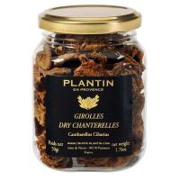 Plantin, Dry Giroles (Chanterelles) - 1.76 oz (50 g)