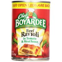 Chef Boyardee, Ravioli In Tomato & Meat Sauce - 15 oz (425 g)