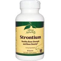EuroPharma, Terry Naturally, Strontium - 60 Capsules