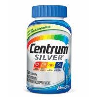 Centrum, Silver, Multivitamin for Men 50 Plus - 200 Count
