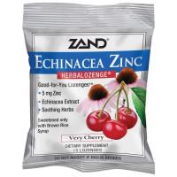 Zand, Echinacea Zinc, Herbalozenge, Very Cherry - 15 Lozenges