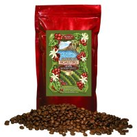 Hawaii Roasters. 100% Kona Coffee, Medium Roast, Whole Bean - 14 oz.