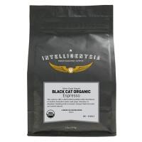 Intelligentsia, Black Cat Certified Organic Espresso Medium Roast, Direct Trade, Whole Bea