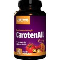 Jarrow Formulas, CarotenALL, Mixed Carotenoids Complex - 60 Softgels