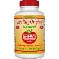 Healthy Origins, Lyc-O-Mato, Tomato Lycopene Complex, 15 mg - 180 Softgels