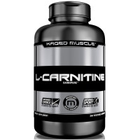 Kaged Muscle, L-Carnitine - 250 Veggie Caps