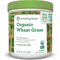 Amazing Grass, Organic Wheat Grass - 8.5 oz (240 g)