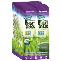 Bluebonnet Nutrition, Super Earth, Organic Wheat Grass, 14 Packets - 0.16 oz (4.5 g) Each