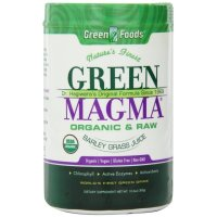 Green Foods Corporation, Green Magma, Barley Grass Juice - 10.6 oz (300 g)