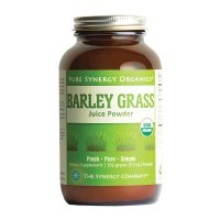 The Synergy Company, Barley Grass Juice Powder - 5.3 oz (150 g)