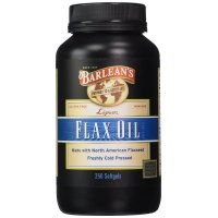 Barlean's, Lignan Flax Oil, - 250 Softgels