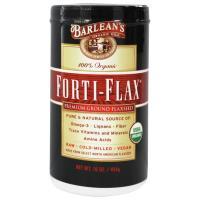 Barlean's, Organic Forti-Flax, Premium Ground Flaxseed - 16 oz (454 g)