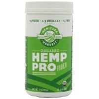 Manitoba Harvest, Organic Hemp Pro Fiber - 1 lb (454 g)