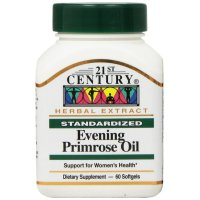 21st Century, Evening Primrose Oil - 60 Softgels