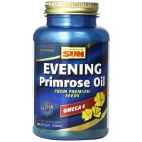 Health From The Sun, Evening Primrose Oil, Omega-6, 1300 mg - 60 Softgels