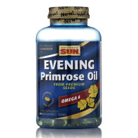Health From The Sun, Evening Primrose Oil, Omega-6, 500 mg - 180 Mini Softgels