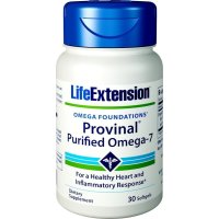 Life Extension, Provinal Purified Omega-7 - 30 Softgels