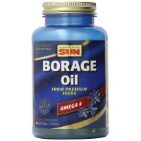 Health From The Sun, Borage Oil - 60 Softgels