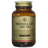 Solgar, Bromelain, 500 mg - 60 Tablets