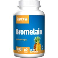 Jarrow Formulas, Bromelain, 1000 GDU, 500 mg - 60 Tablets