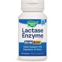 Nature's Way, Lactase Formula EnzymeActive - 100 Capsules