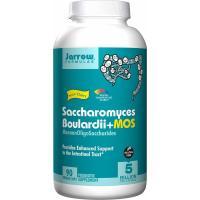Jarrow Formulas, Saccharomyces Boulardii + MOS, 5 Billion - 90 Veggie Caps