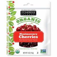 Stoneridge Orchards, Organic Montmorency Cherries - 4 oz (113 g)