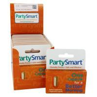 Himalaya, PartySmart®, 10 Packets - 1 Vegetarian Capsule Each