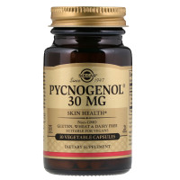 Solgar, Pycnogenol, 30 mg - 30 Vegetable Capsules