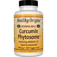 Healthy Origins, Curcumin Phytosome Featuring Meriva SF - 180 Veggie Caps