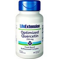Life Extension, Optimized Quercetin, 250 mg - 60 Veggie Caps