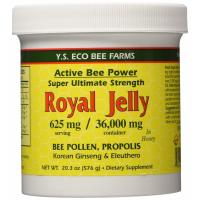 Y.S. Eco Bee Farms, Royal Jelly, Active Bee Power, 625 mg - 20.3 oz (576 g)