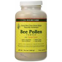 Y.S. Eco Bee Farms, Bee Pollen Powder, Plus Papaya Powder - 10.6 oz (300 g)