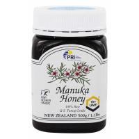 PRI, Mossop's, Manuka Honey, UMF 15+, 1.1 lb (500 g)