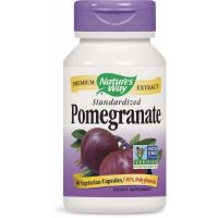 Nature's Way, Pomegranate, Standardized - 60 Veggie Caps