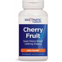 Enzymatic Therapy, Sweet Cherry Extract, Joint Health, 1000 mg - 180 Capsules