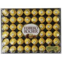 Ferrero Rocher, Chocolates 48 CT Box - 21.2 oz (600 g)